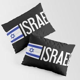 Israel: Israeli Flag & Israel Pillow Sham