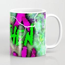 Suicide Heathen of the Squad Coffee Mug