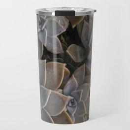 Stone Flowers Travel Mug