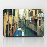 venice iPad Cases featuring Venice by Mr and Mrs Quirynen