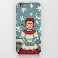 peaceful snow  iPhone 6s Slim Case