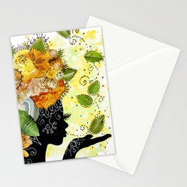 Earth Child Stationery Cards