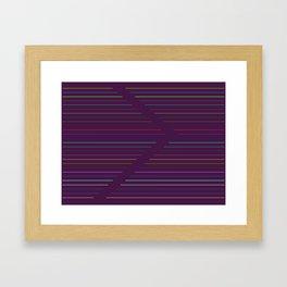 Array N°1 Framed Art Print
