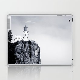 Split Rock Lighthouse Laptop & iPad Skin