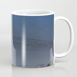 Another Bridge in the Fog Coffee Mug