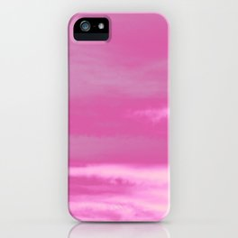 Pink Summer Vibes #1 #decor #art #society6 iPhone Case