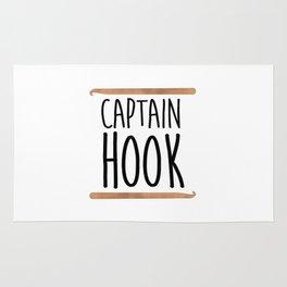Captain Hook Rug