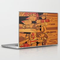 ale giorgini Laptop & iPad Skins featuring The Big Lebowski by Ale Giorgini