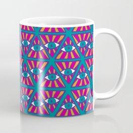 Ethnic psychedelic 2 Coffee Mug