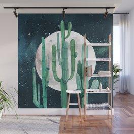 Desert Nights 2 Wall Mural