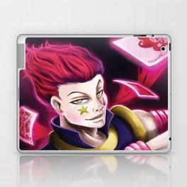 HxH Hisoka Laptop & iPad Skin