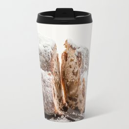 Christmas stollen Travel Mug