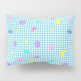 Confetti Grid Pillow Sham
