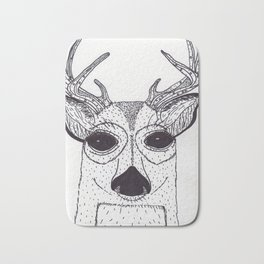 Baby Buck Bath Mat
