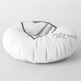 Cake lover Floor Pillow