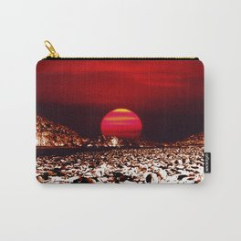 Landscape and Mars Carry-All Pouch