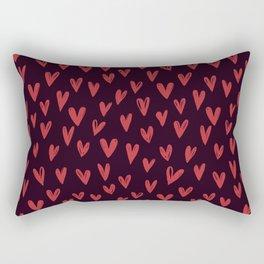 Hearty Treat Rectangular Pillow