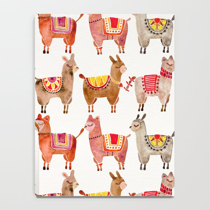 Alpacas Notebook