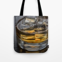 Scotch on the Rocks Tote Bag