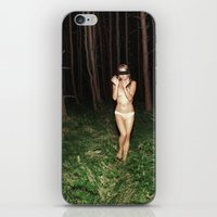 laura palmer iPhone & iPod Skins featuring Laura Palmer II by Linas Vaitonis