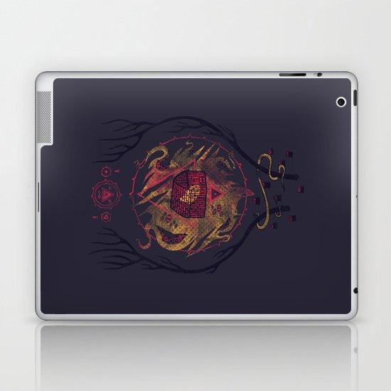The Dunwich Horror Laptop & iPad Skin