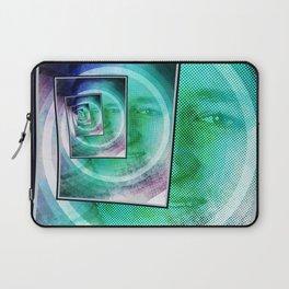 Ted Cruz Pop Art Laptop Sleeve