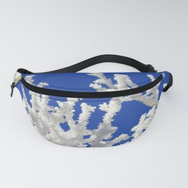 Frosty branches Fanny Pack