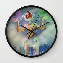 Libra - Zodiac King Wall Clock
