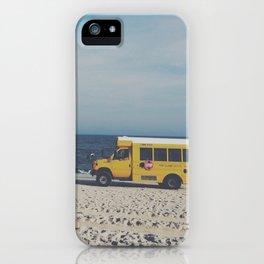 Kismet Beach Bus iPhone Case