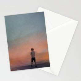 A world of illusions Stationery Cards