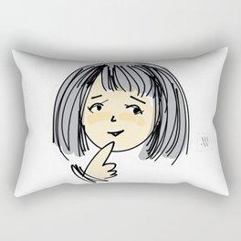 Feeling Like Spring... Rectangular Pillow