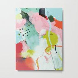 landscape in spring Metal Print