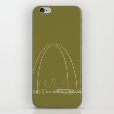 St. Louis by Friztin iPhone & iPod Skin