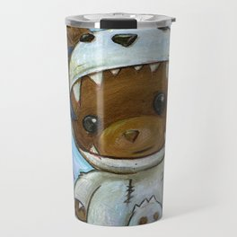 Mr. Chompypants meets a Wampa Travel Mug