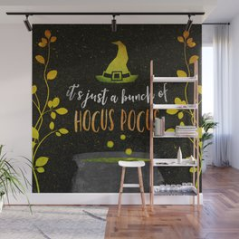 HOCUS POCUS Wall Mural