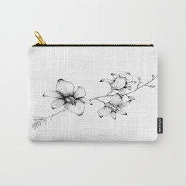 Orchidaceae Carry-All Pouch