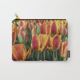 Orange Tulips on Cape Ann Carry-All Pouch