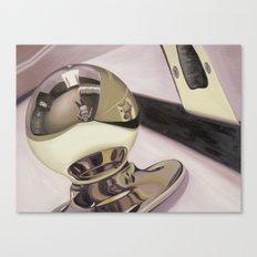 Doorknob #3 Canvas Print