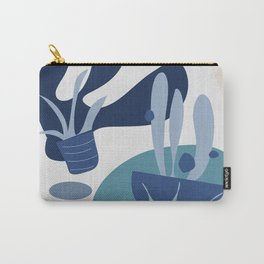 Potted Apartment Plants Carry-All Pouch