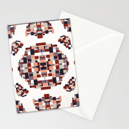 Bauhaus Print Stationery Cards