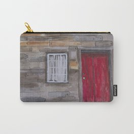 Behind that red door Carry-All Pouch