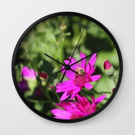 Beehave Wall Clock