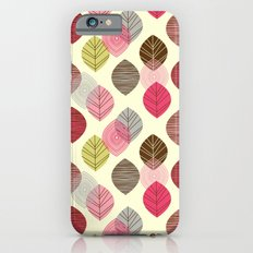 Linear leaves iPhone 6s Slim Case