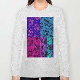LACE COLLAGE Long Sleeve T-shirt