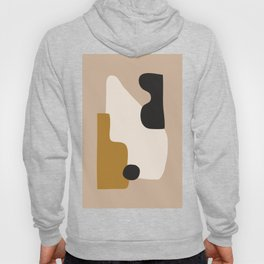 abstract minimal 16 Hoody