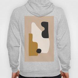 abstract minimal 16 Hoody