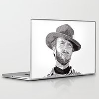 clint barton Laptop & iPad Skins featuring Clint II by Rik Reimert