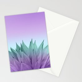 Agave Vibes #7 #tropical #decor #art #society6 Stationery Cards