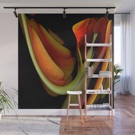 Leaning Tulip Wall Mural