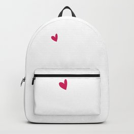 Sweet Valentines Day Love is In the Air Backpack